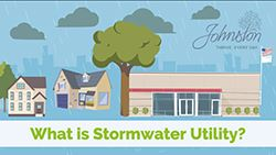 What is stormwater utility