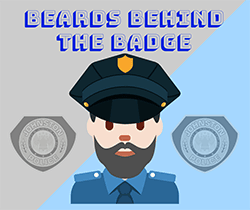 Beard Behind the Badge_250x250