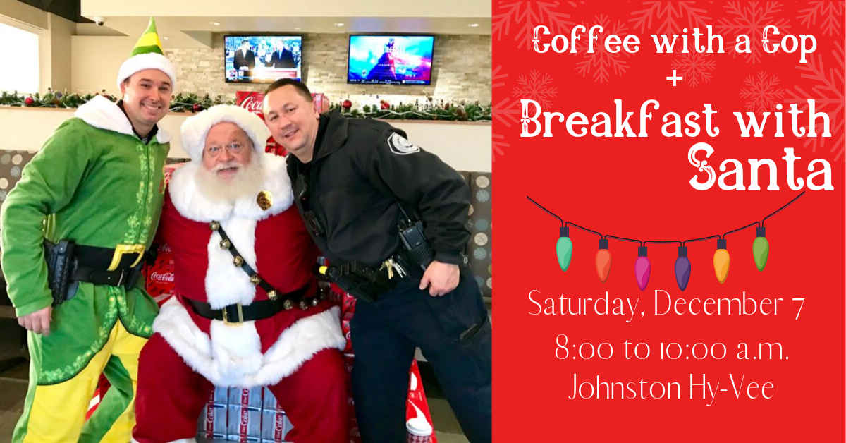 Coffee with a Cop Dec 2019