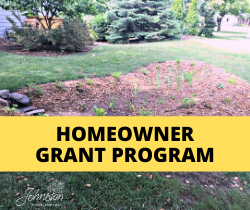 Stormwater Homeowner Grant Program