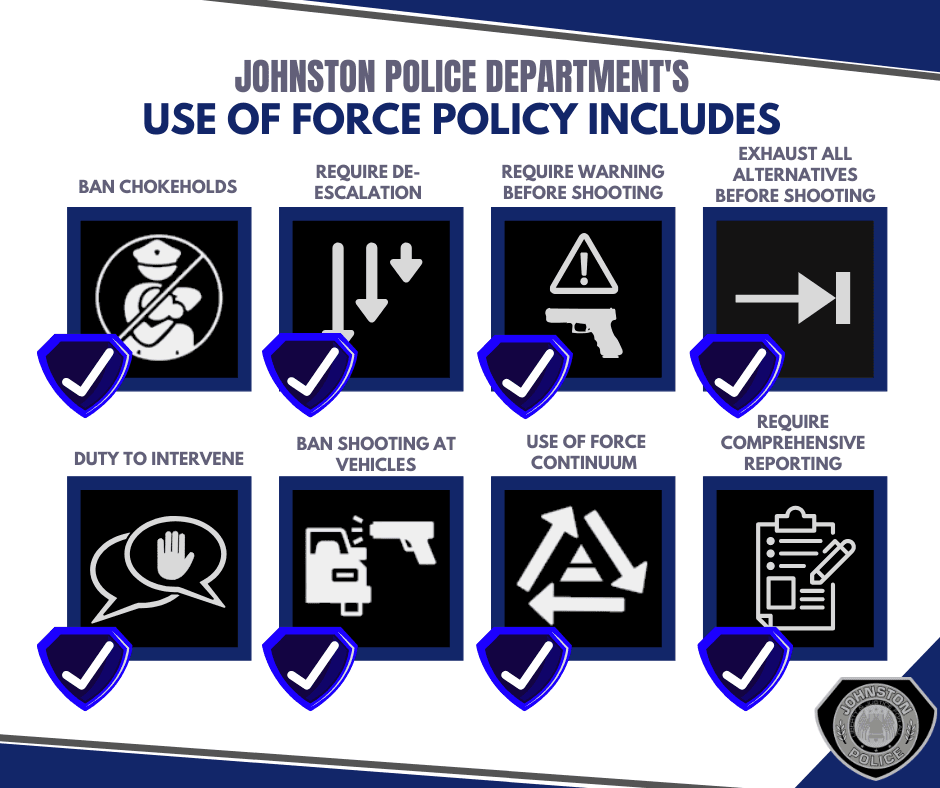 JPD_Use of Force Policy