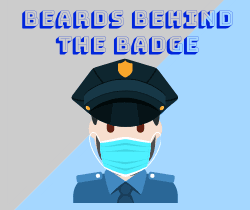 Beard Behind the Badge_250x210