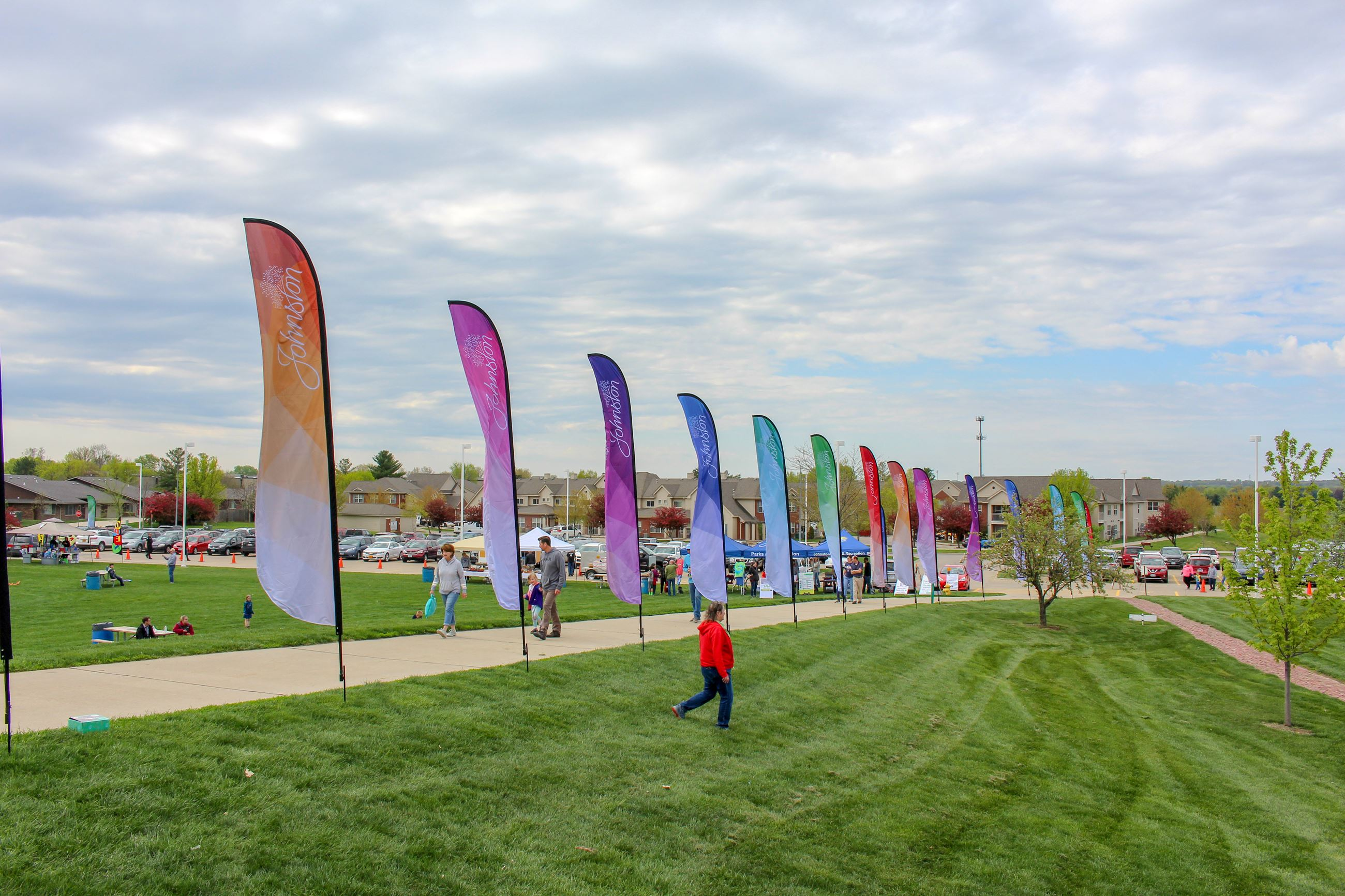 Kites on the Green