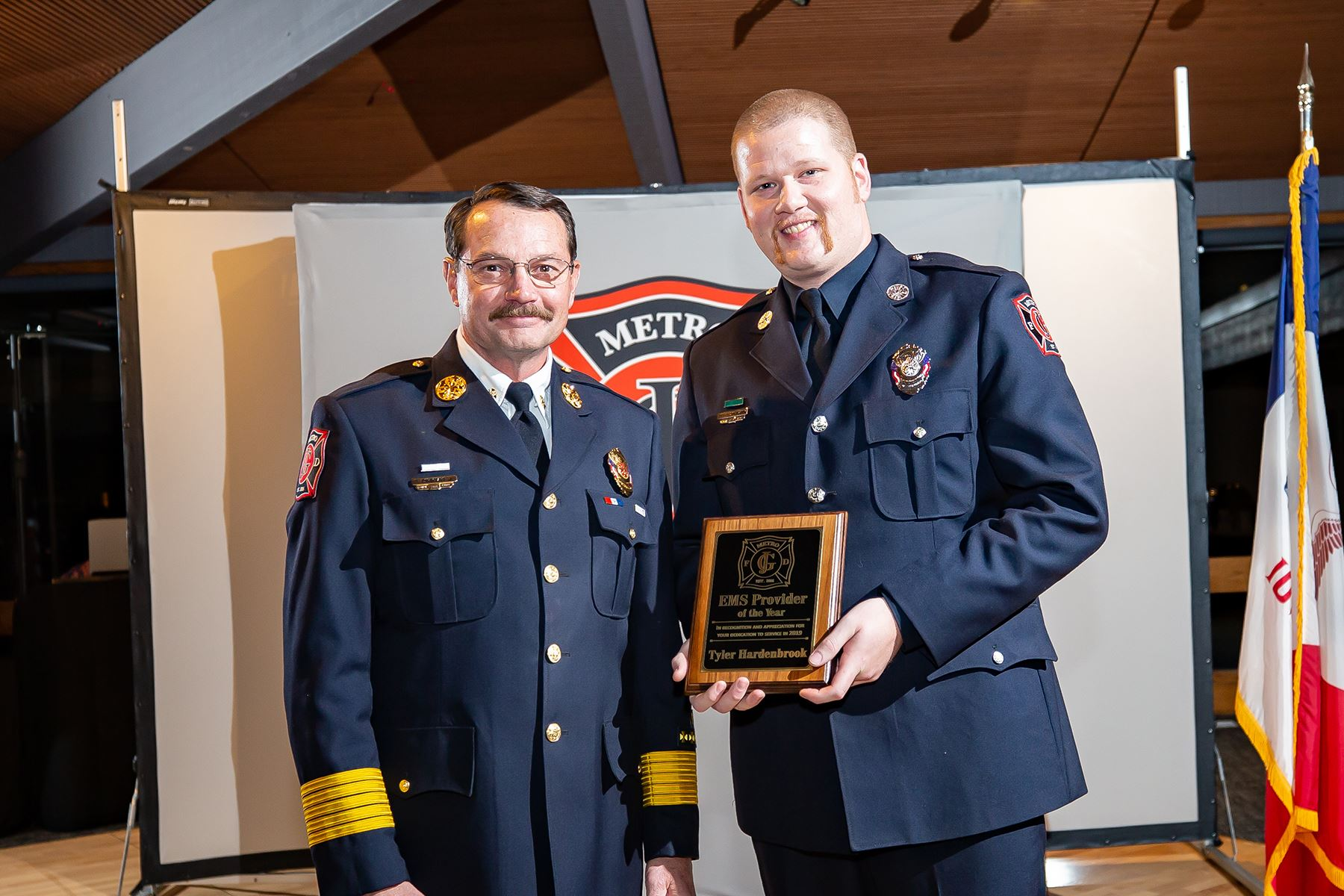 EMS Provider of the Year_Chief Clark_Tyler Hardenbrook_1_1800x1200